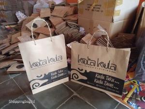 Cetak Shopping Paper Bag Murah