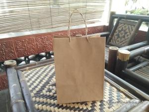 Shopping Bag Kertas Polos Murah Meriah