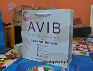 Bikin Custom Shopping Bag Butik