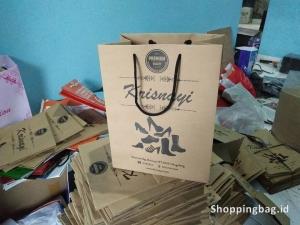 Jasa Pembuatan Shopping Bag Murah