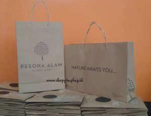 Jual Shopping Bag Bahan Kertas