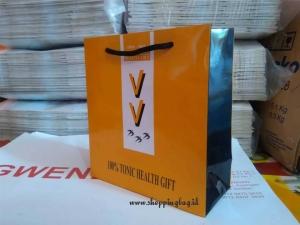 Shopping Bag Toko Oleh-oleh branded