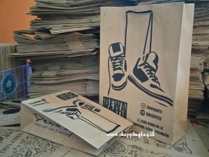 Cetak Paper Bag Toko Sepatu