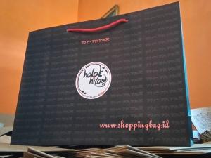 Jual Paper Bag Batik Custom