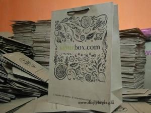 Harga Paper Bag Cokelat