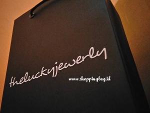Cetak Shopping Bag Spot UV
