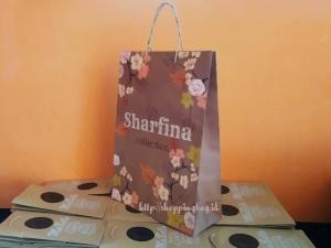Cetak Shopping Bag Bazar