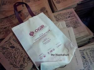 Cetak Kantong Belanja Shopping bag Brand Sendiri