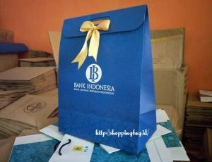 Paper Bag Souvenir Bank