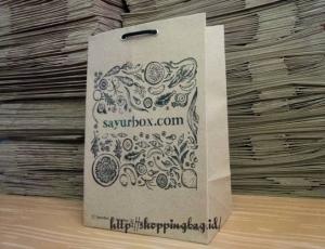 Jual Paper Bag untuk Buah dan Sayuran