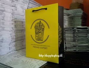 Harga Print Shopping Bag Matte